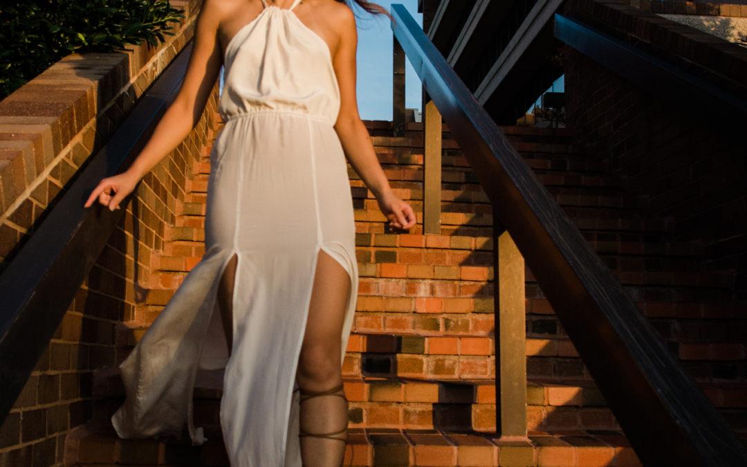 Favorite White Maxi Dress