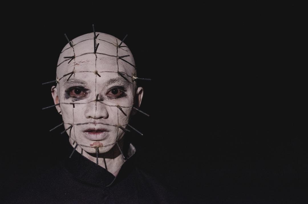 Pin Head Make up