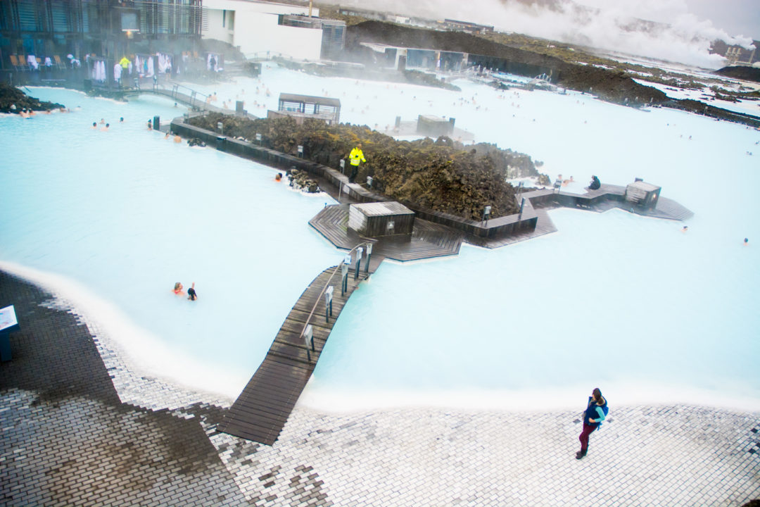 4 days in iceland blue lagoon