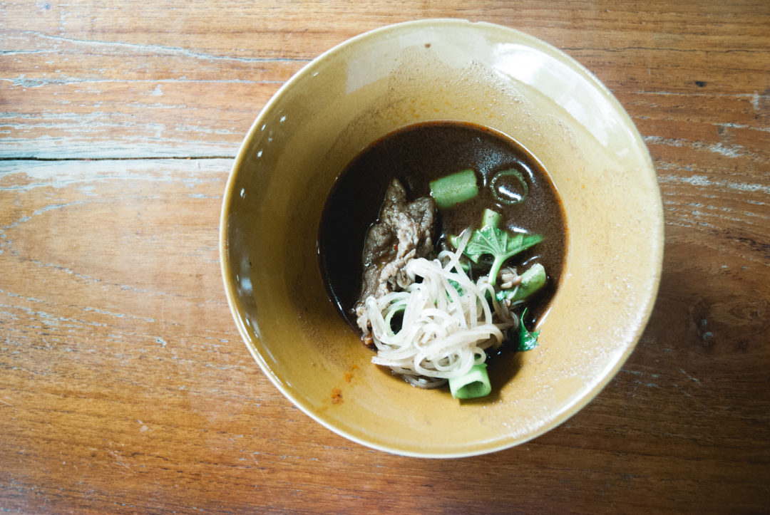 boat noodle alley