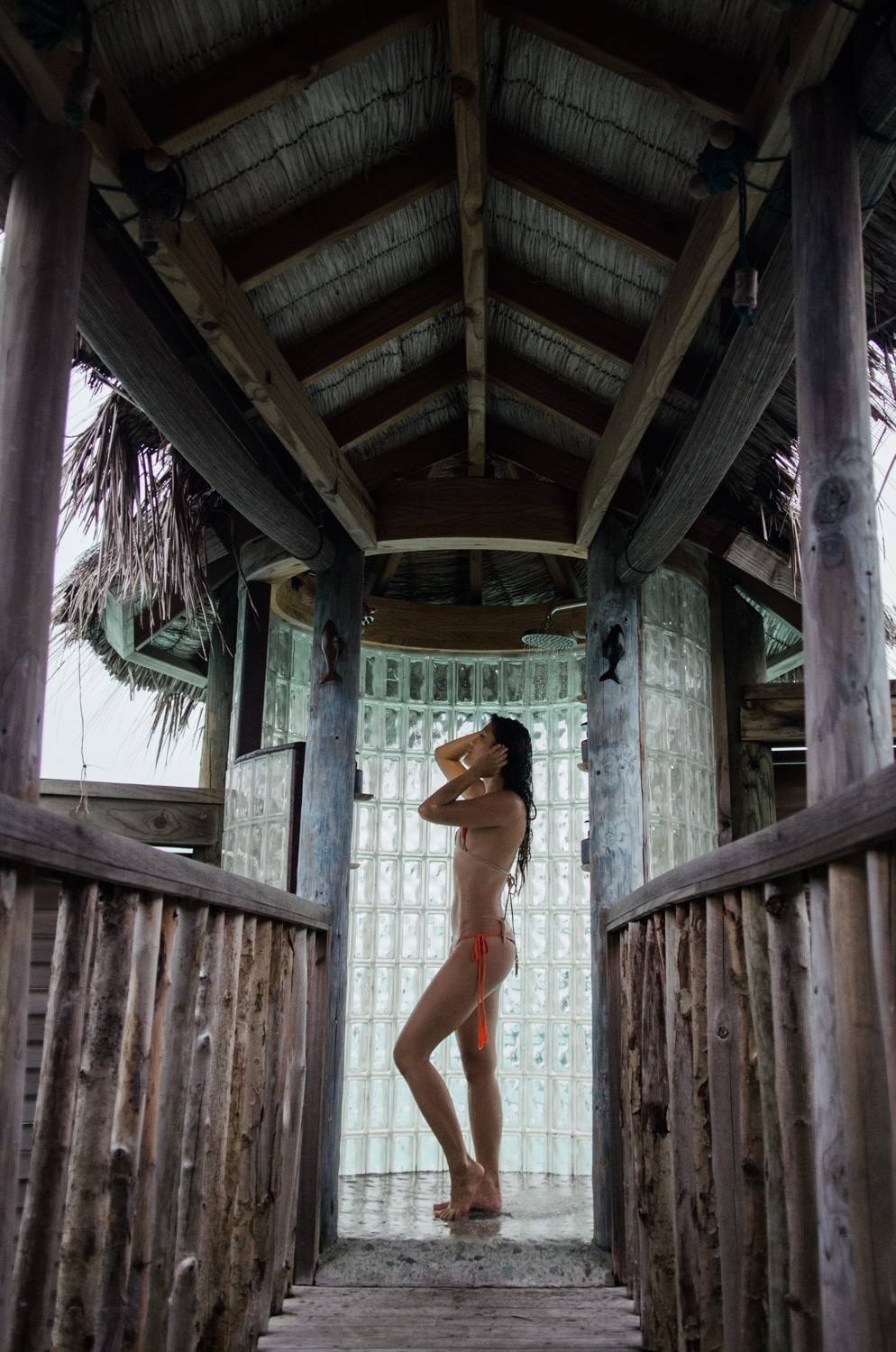 gili lankanfushi outdoor shower