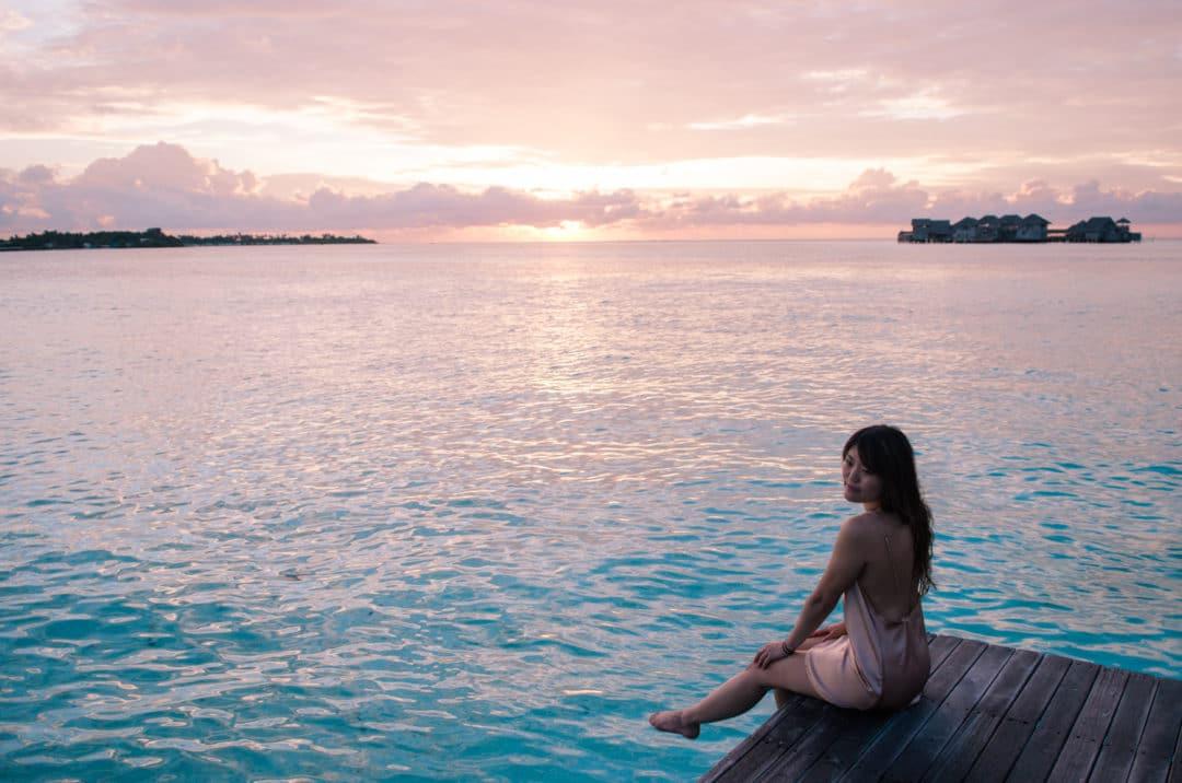 gili lankanfushi sunrise