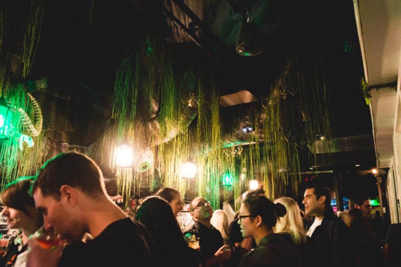 Pub Dread Halloween Bar DC