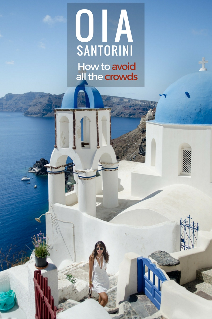 Santorini Greece the Ultimate Guide to a Tourist Free Trip