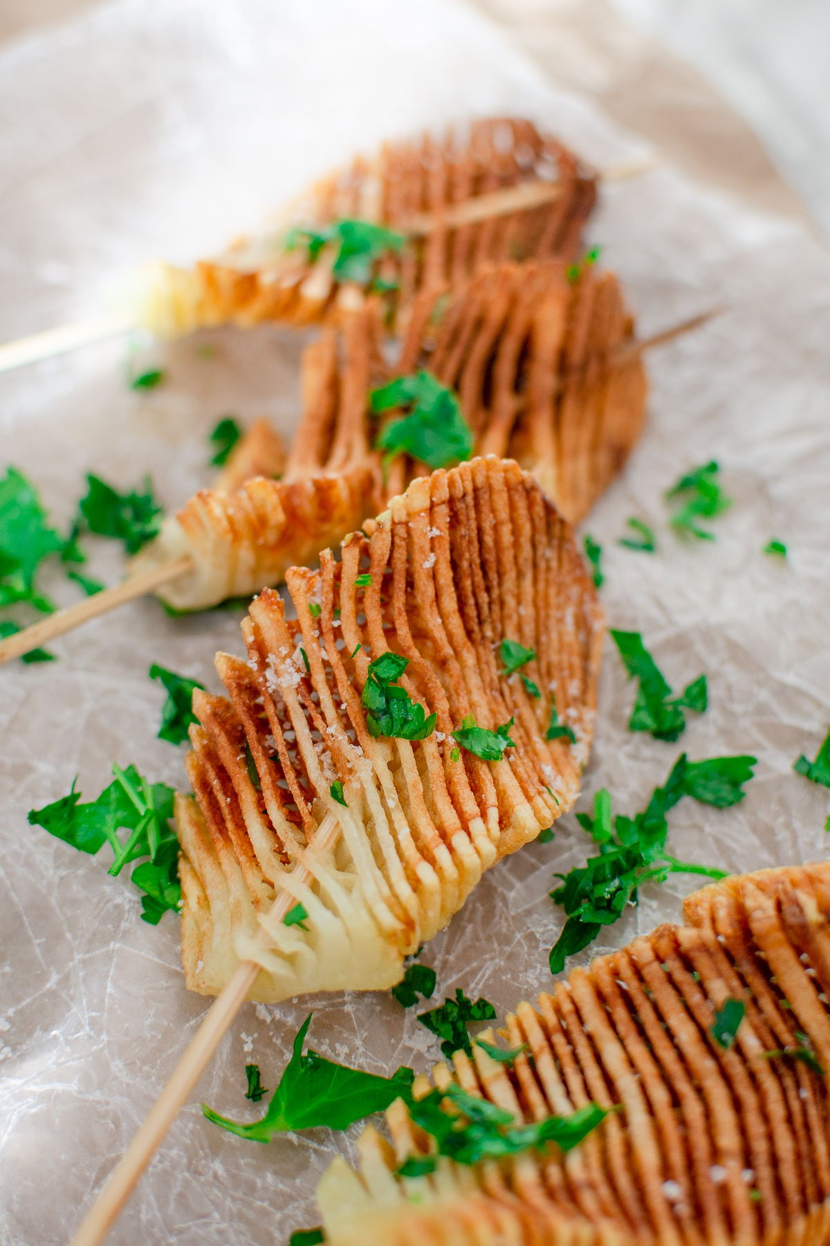 accordion potato recipe tiktok