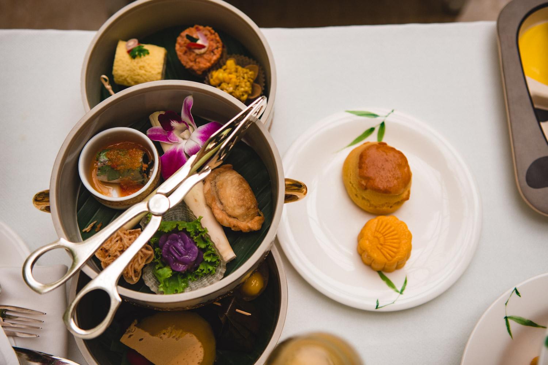 author's lounge mandarin oriental bangkok