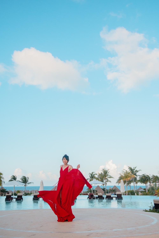 all inclusive resort cancun