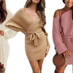 3 Must Have Sweater Dresses From Amazon You Keep Seeing on TikTok