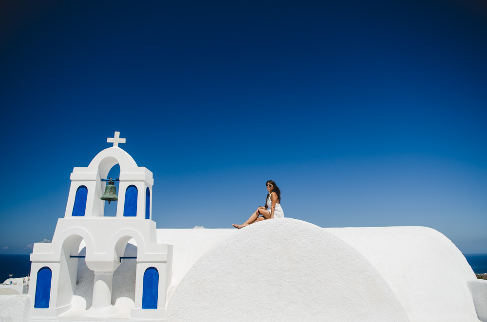 How to enjoy Oia Santorini without Tourists