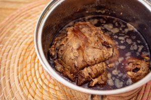 braised beef shank