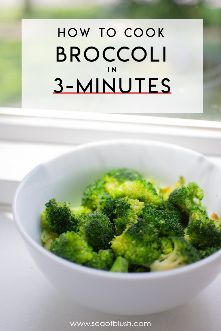 recipe for broccoli