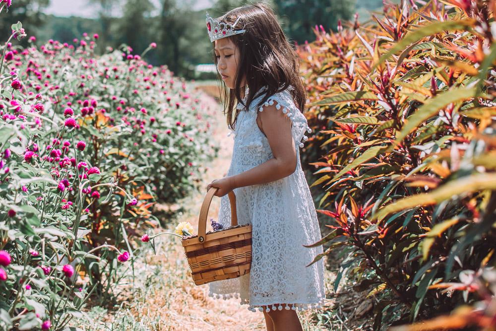 mrs butler's flower garden