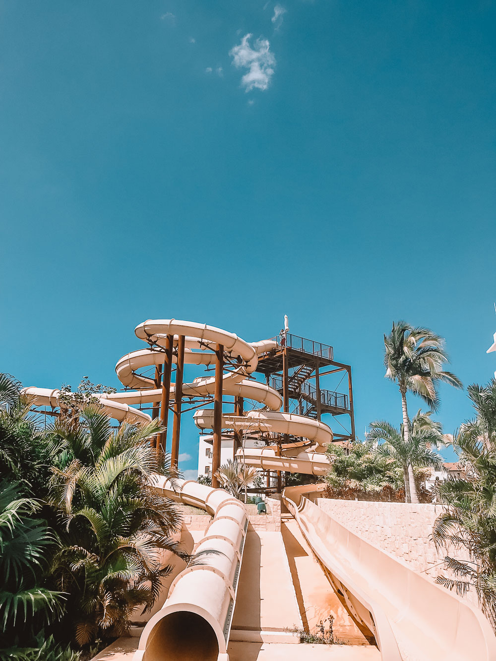 cancun family resort water park