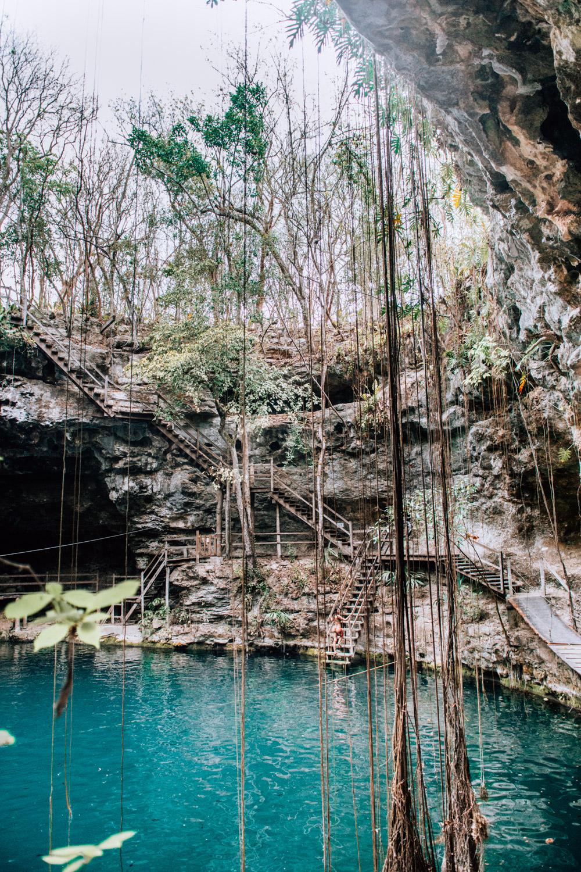cenote xanche