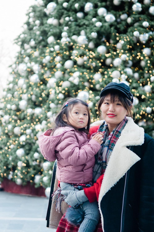 city center christmas tree