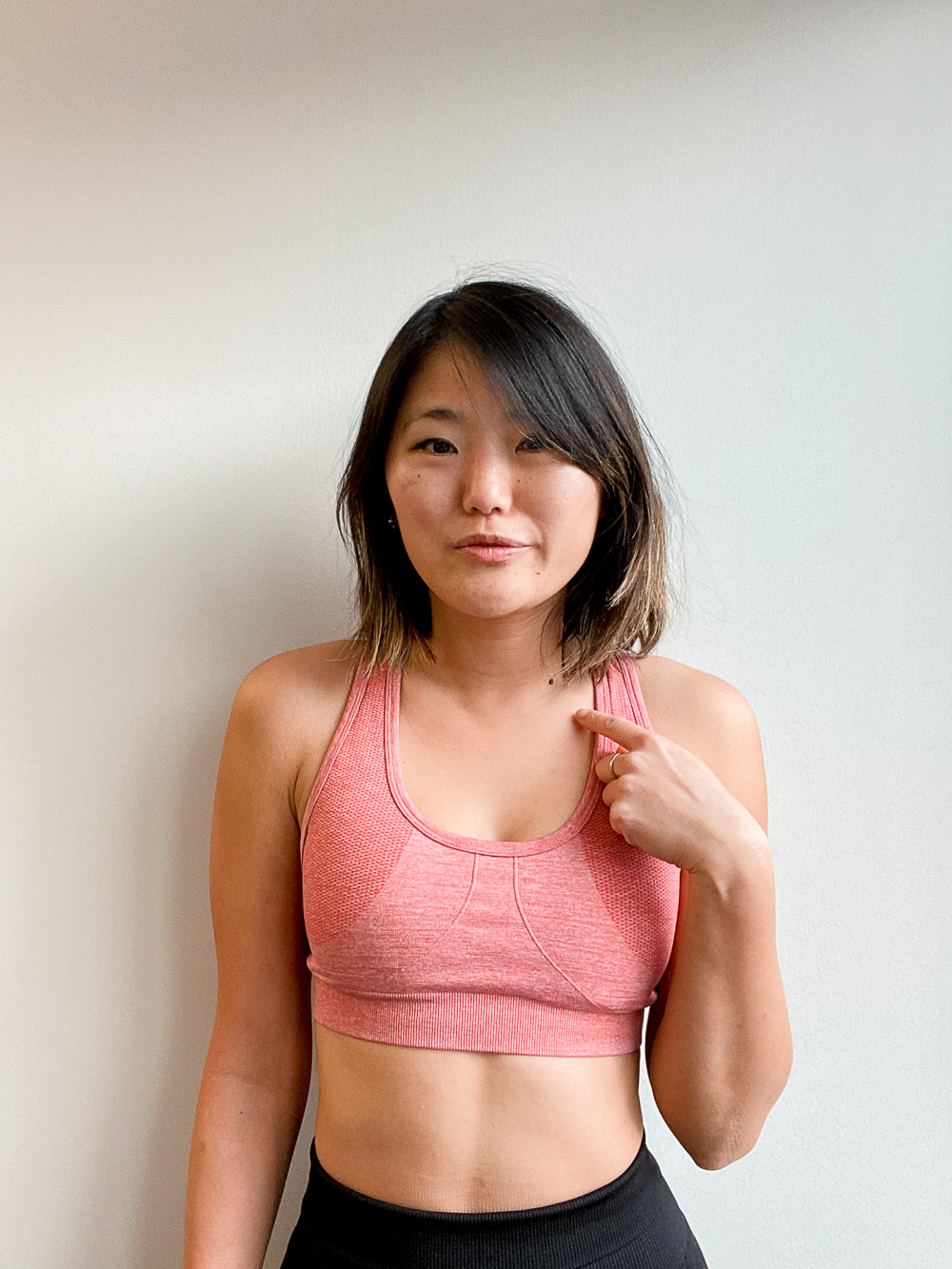emi wong's collarbone workout