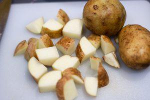 emily blunt roasted potato recipe