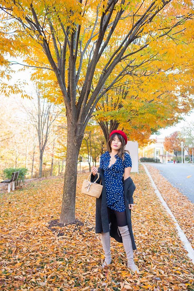 fall chunky cardigan