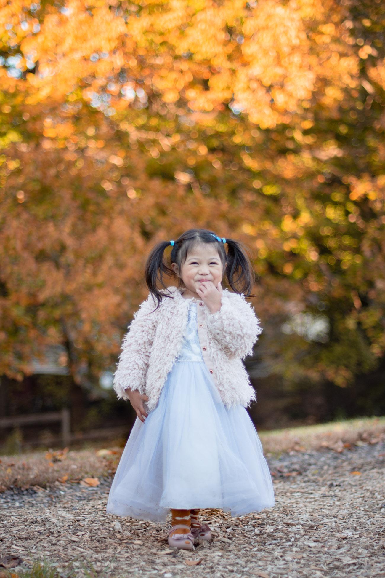 fall mini session maryland