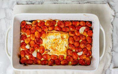 How to Make TikTok Baked Feta Pasta