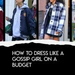 Gossip Girl Outfits from the Reboot You Need This Fall for Back to School