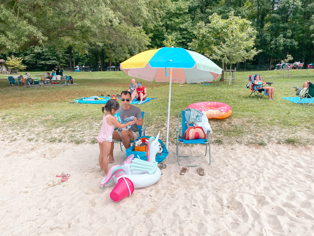 greenbrier beach