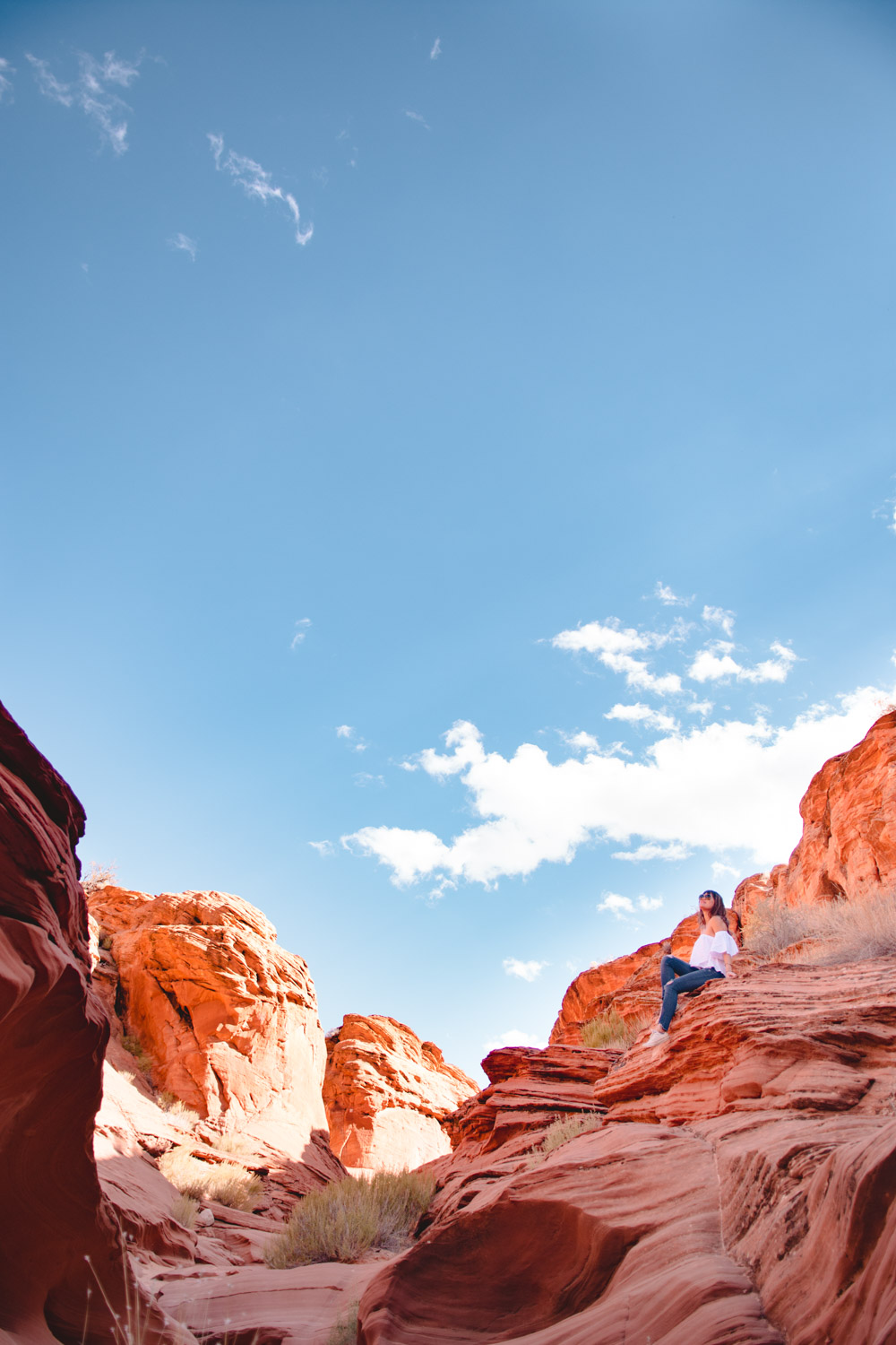 how to get to water holes canyon