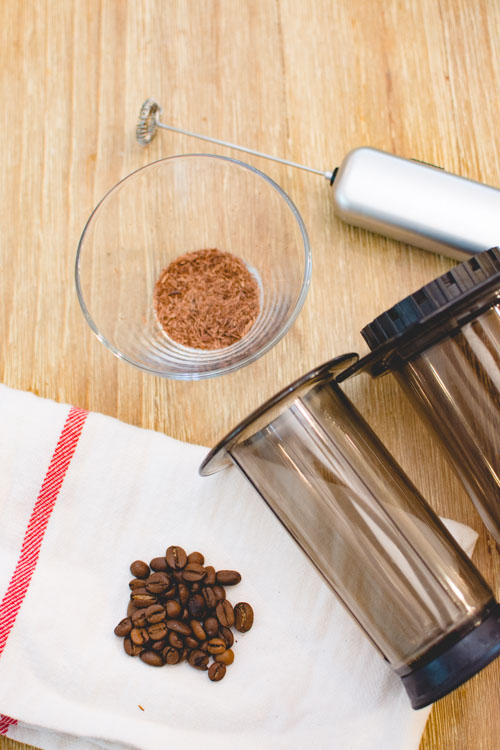 how to make a cappuccino without a machine