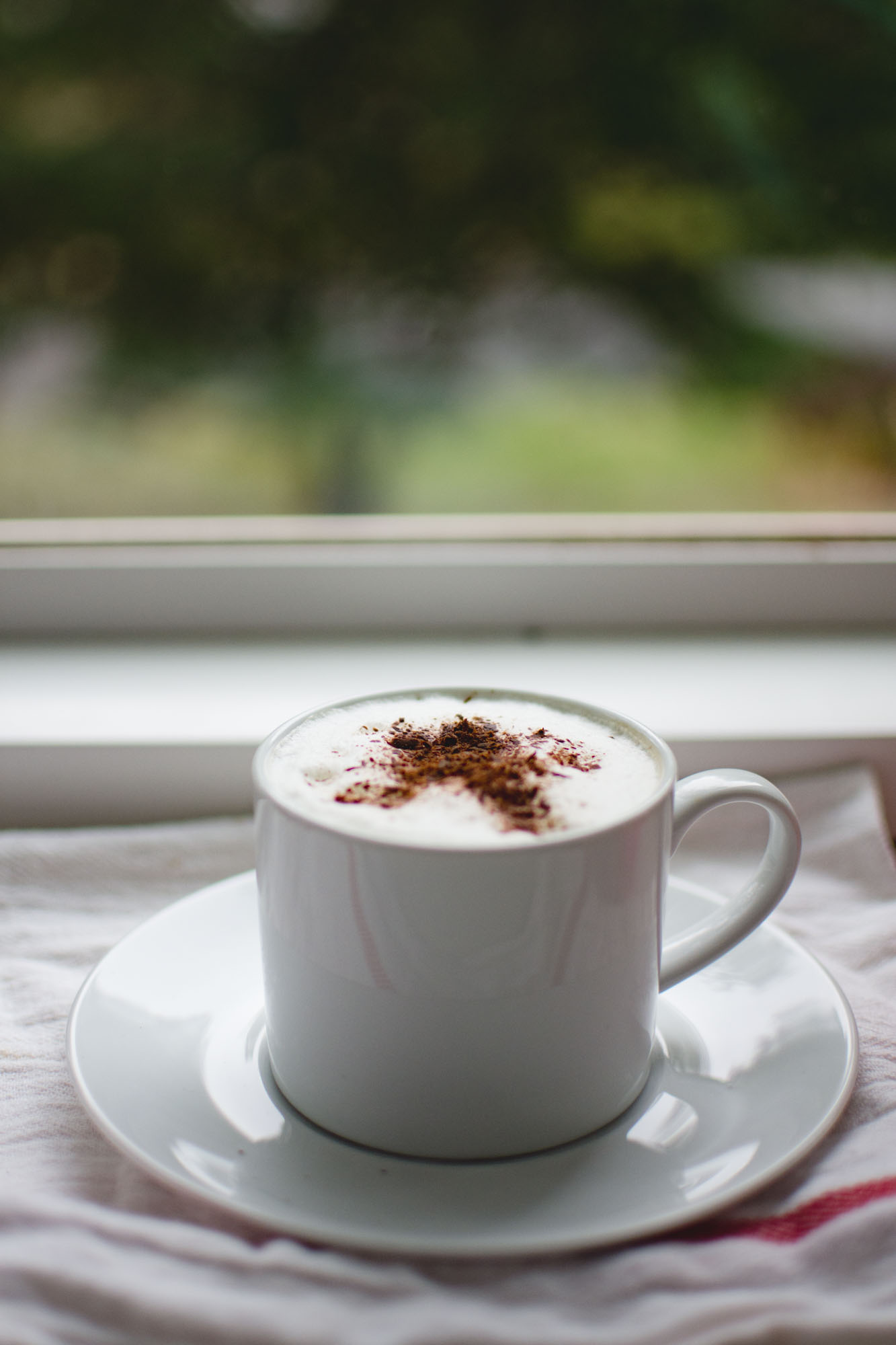 how to make cappuccino at home without espresso machine