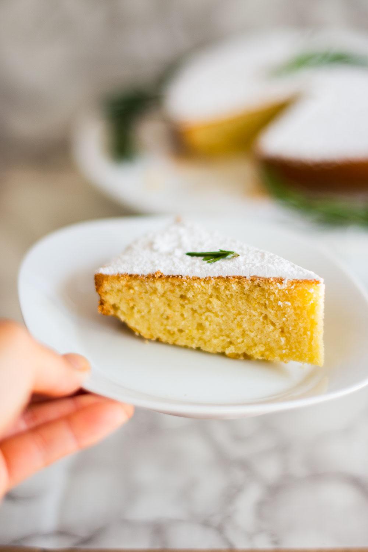 kylie tiktok olive oil cake