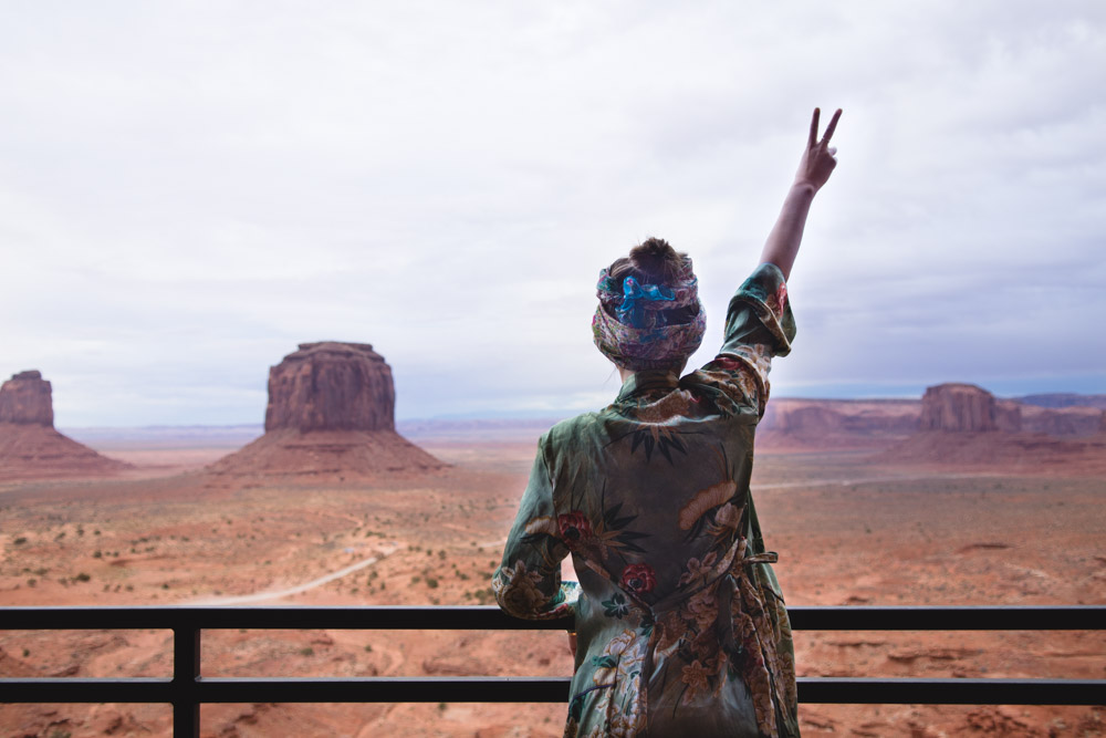 monument valley view hotel