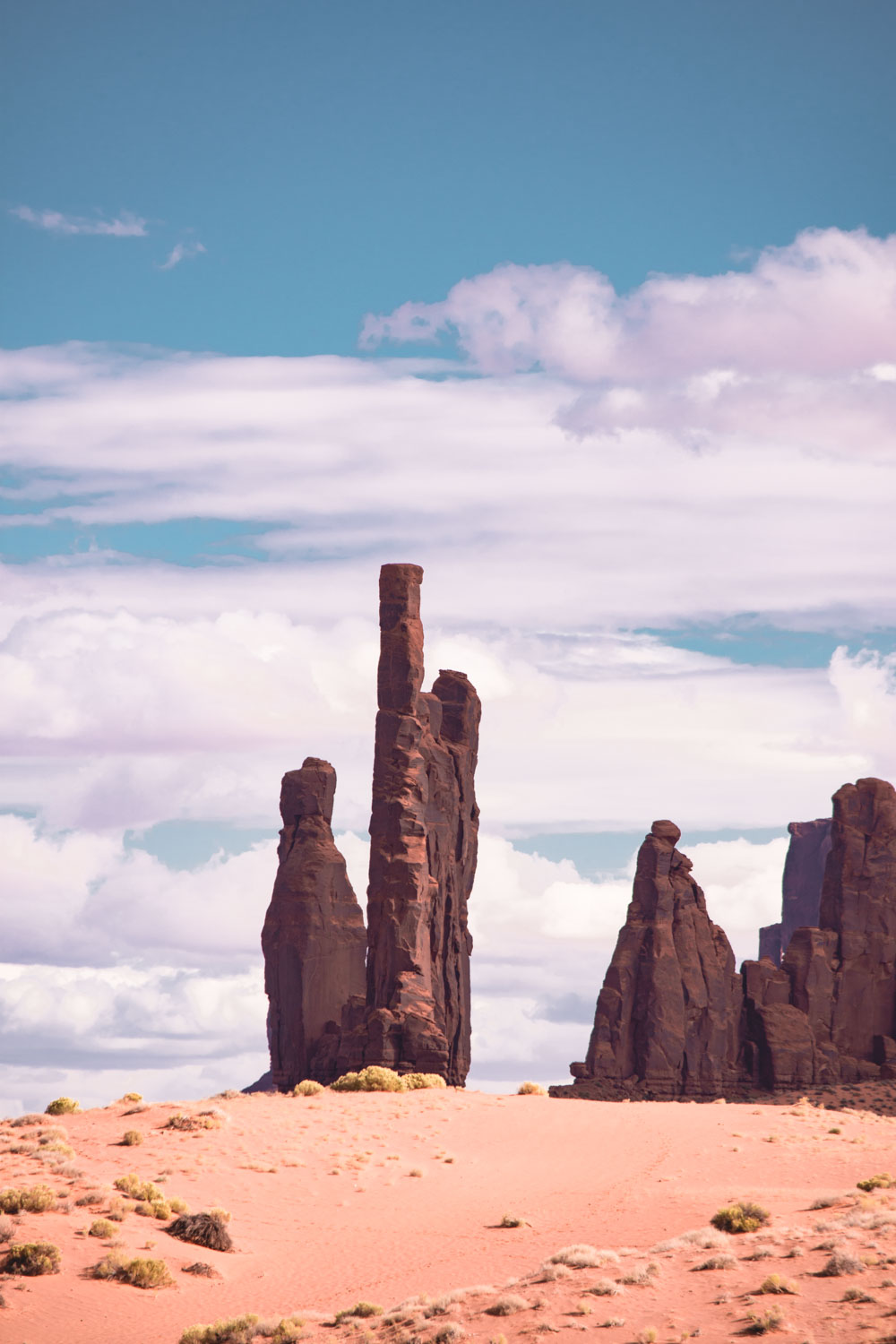 monument valley utah scenic spots