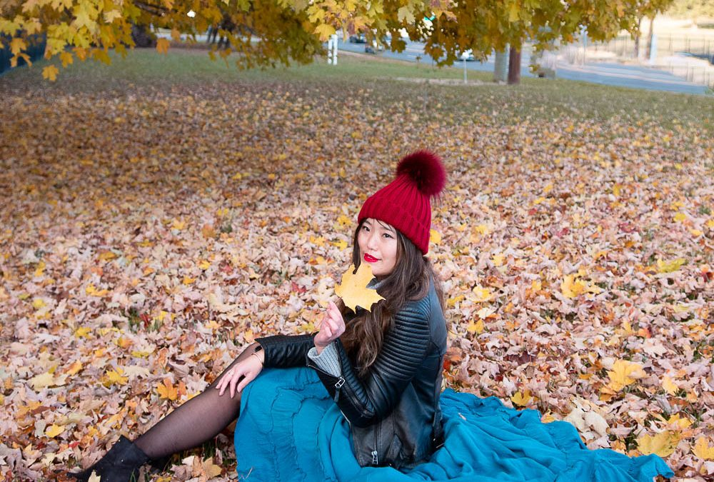 20 Fabulous Fall Photo Ideas for all the Fall Feels on Your Instagram