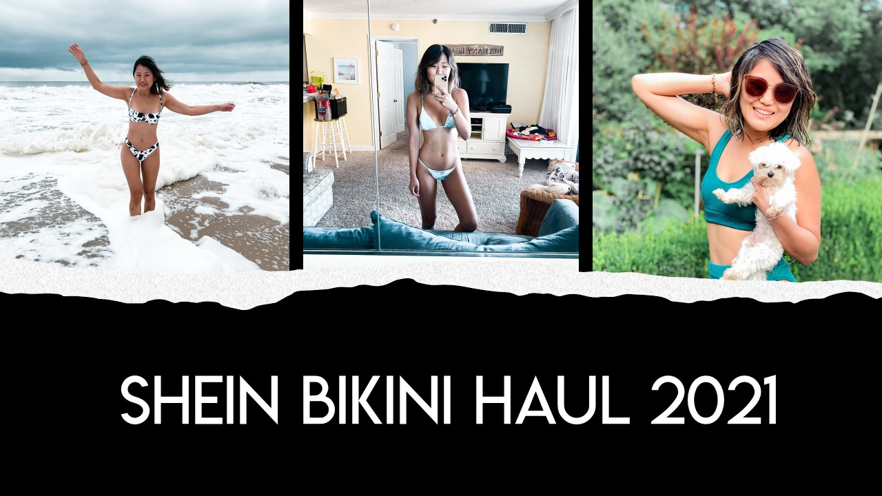 shein swimsuits review 2021