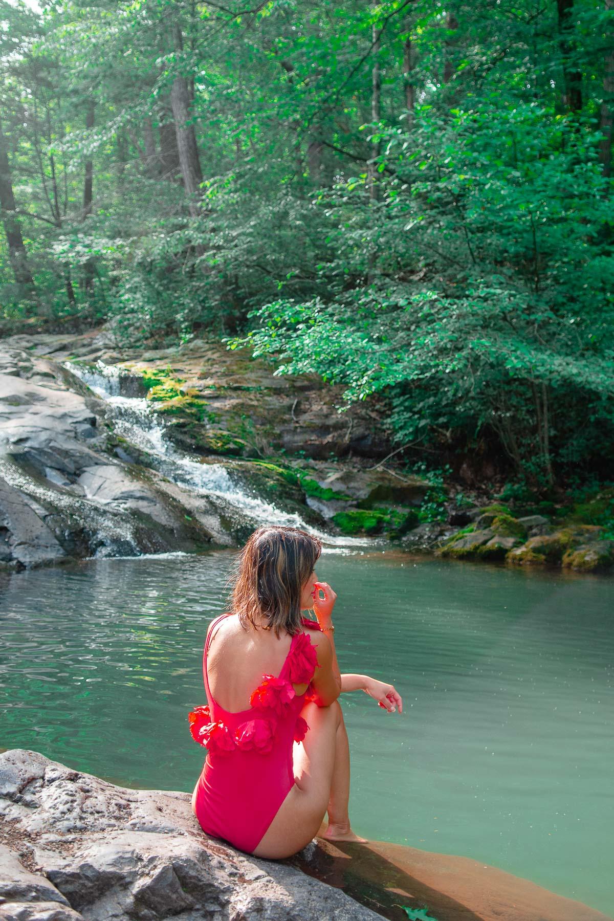 shenandoah swimming hole