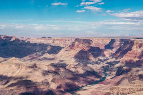 grand canyon desert view drive