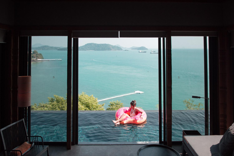 sri panwa luxury pool suite