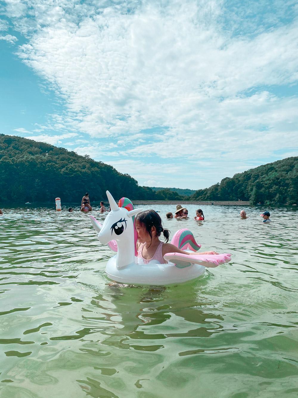 swimming hole maryland