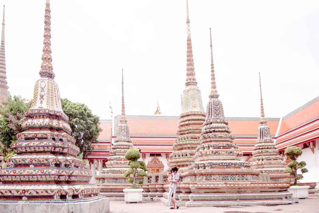 temples in bangkok wat pho