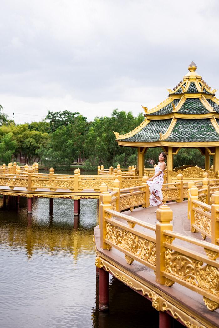 things to do bangkok ancient city