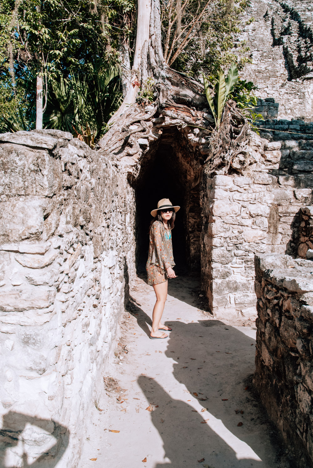 things to do in cancun mayan ruins