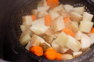 tiktok crispy roasted potatoes