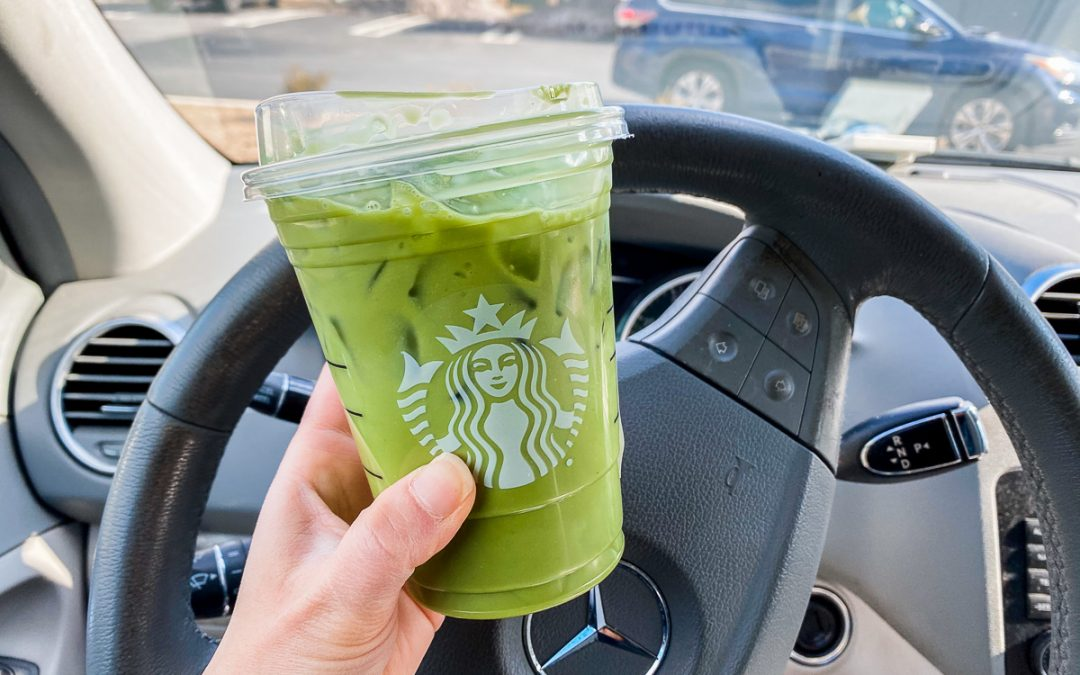 Secret Starbucks Drink on TikTok That Tastes Like the Moon