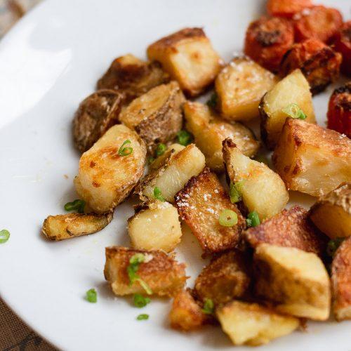 tiktok roasted potato