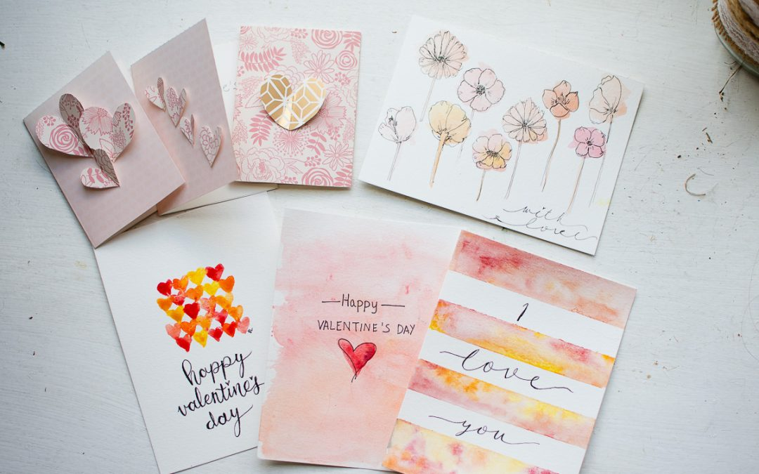 Watercolor Ideas for Your DIY Cards
