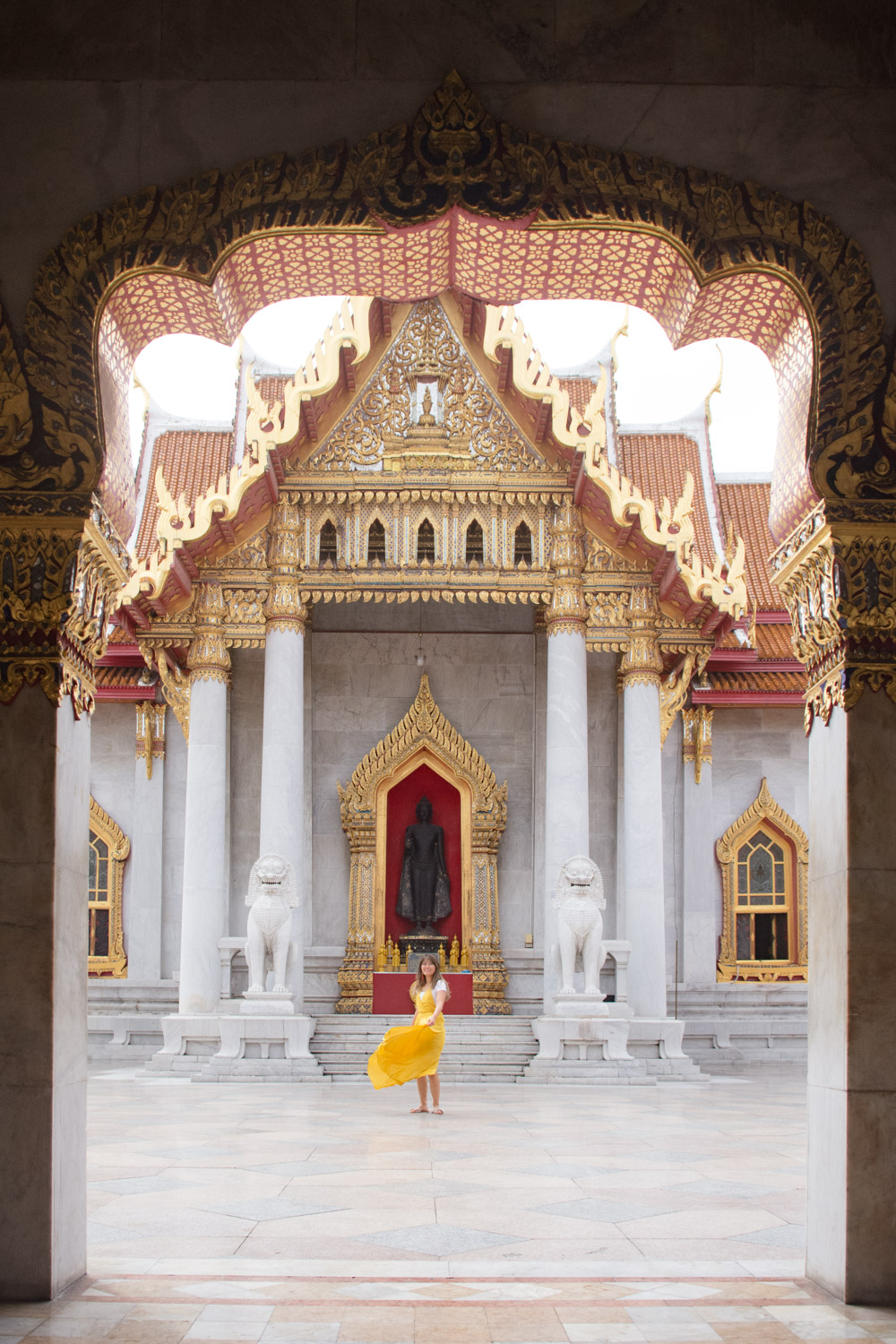 what to wear to temples in thailand