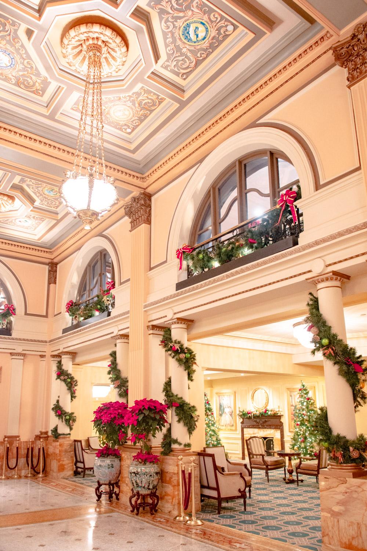 willard hotel dc christmas