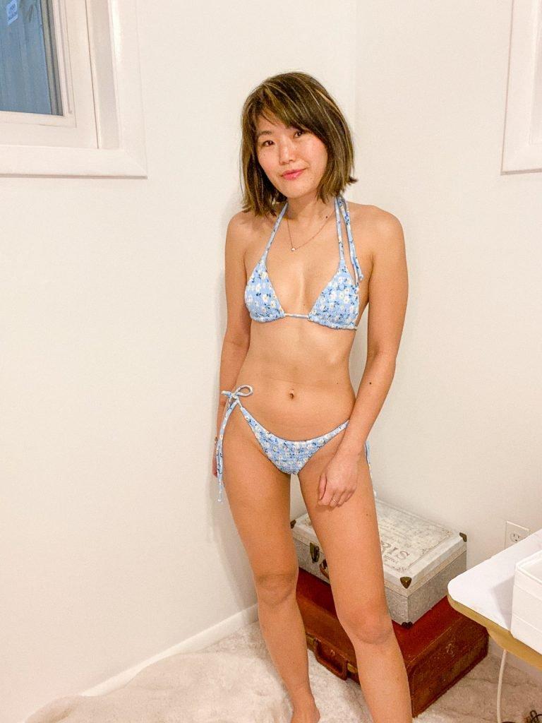 zaful bikini review